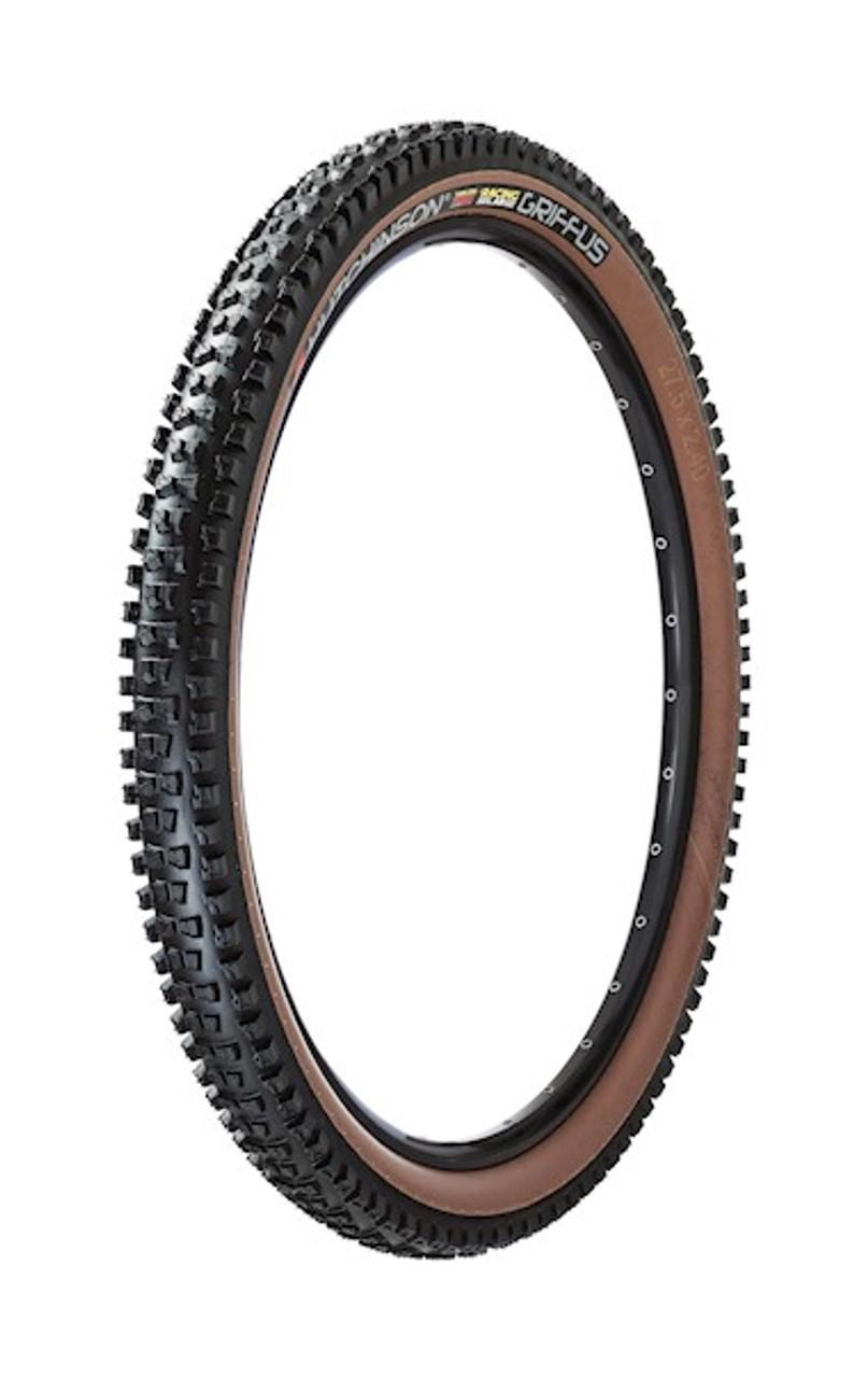 Hutchinson Griffus Racing Lab MTB Enduro Tyre Tan 27.5 × 2.40 Tubeless Ready HS