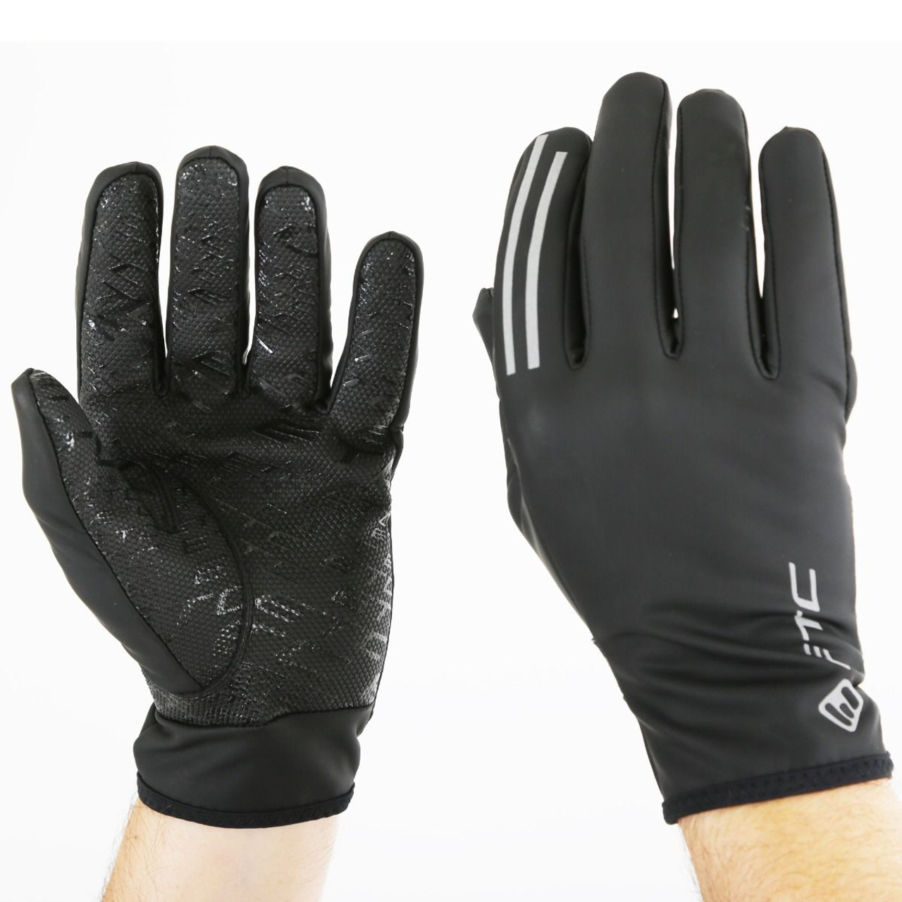ETC Windster Winter Water Resistant Glove Black All Sizes