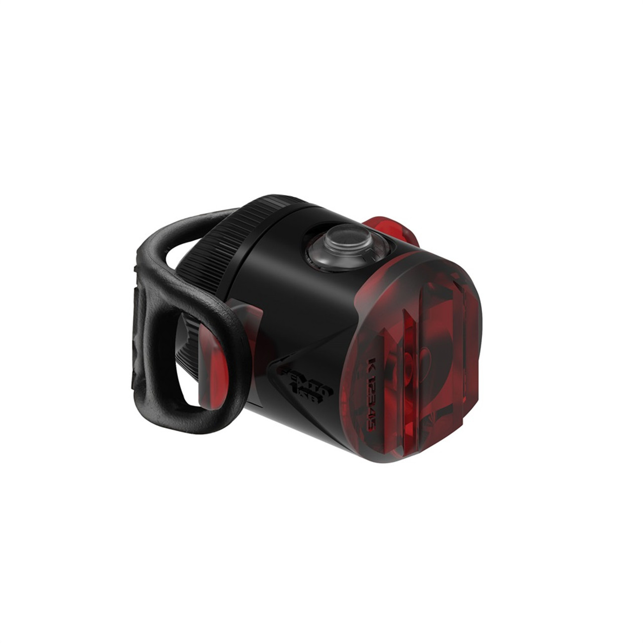 Lezyne Hecto Drive 500XL Front and Femto Rear Light Pair Black