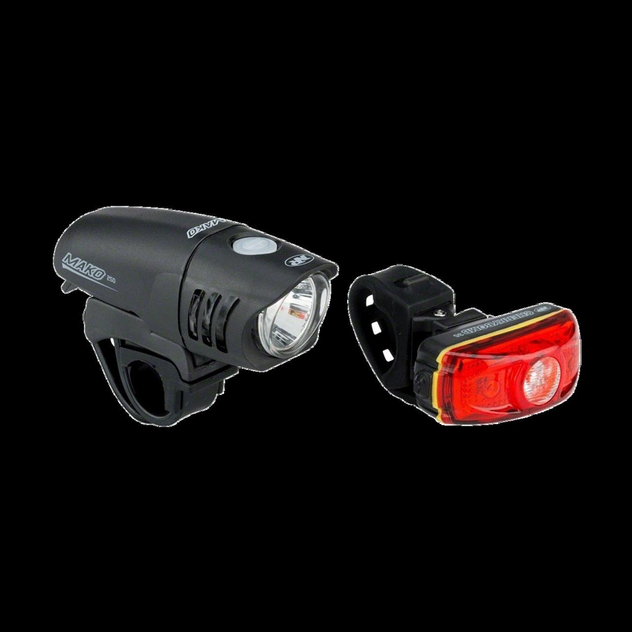 NiteRider Mako 200 / CherryBomb 35 Light Set