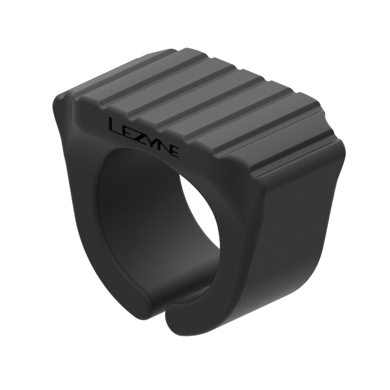 Lezyne Handlebar Adapter For Micro GPS Watch / Micro C GPS Watch In Black