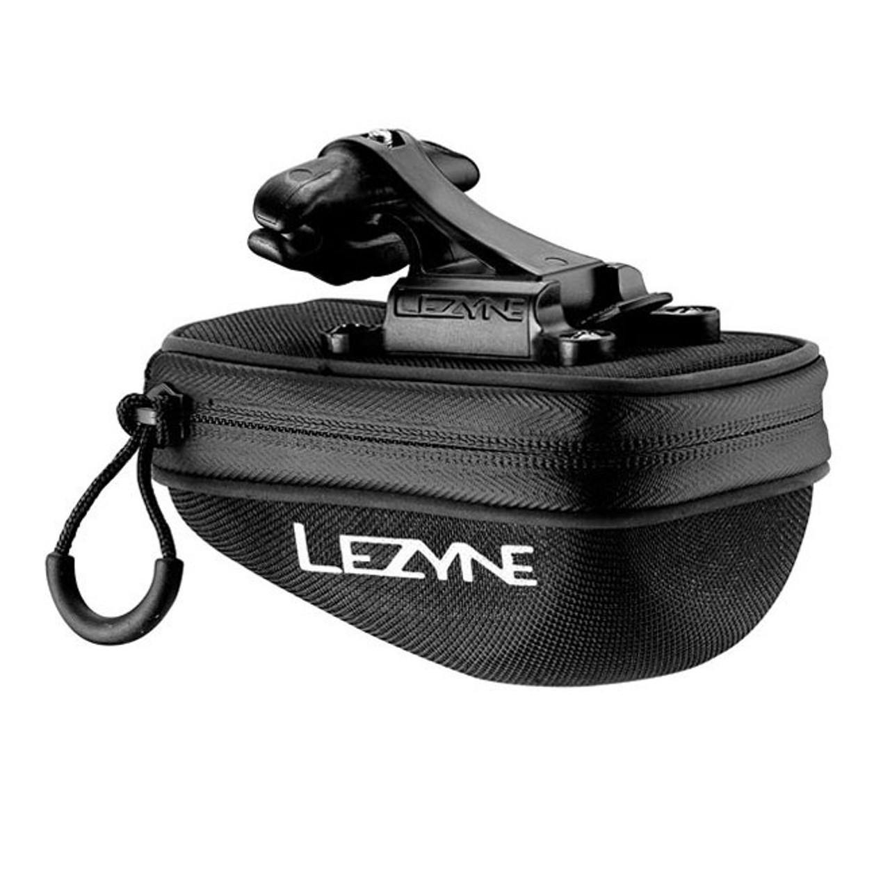 Lezyne Pod Caddy M QR Saddle Bag In Black