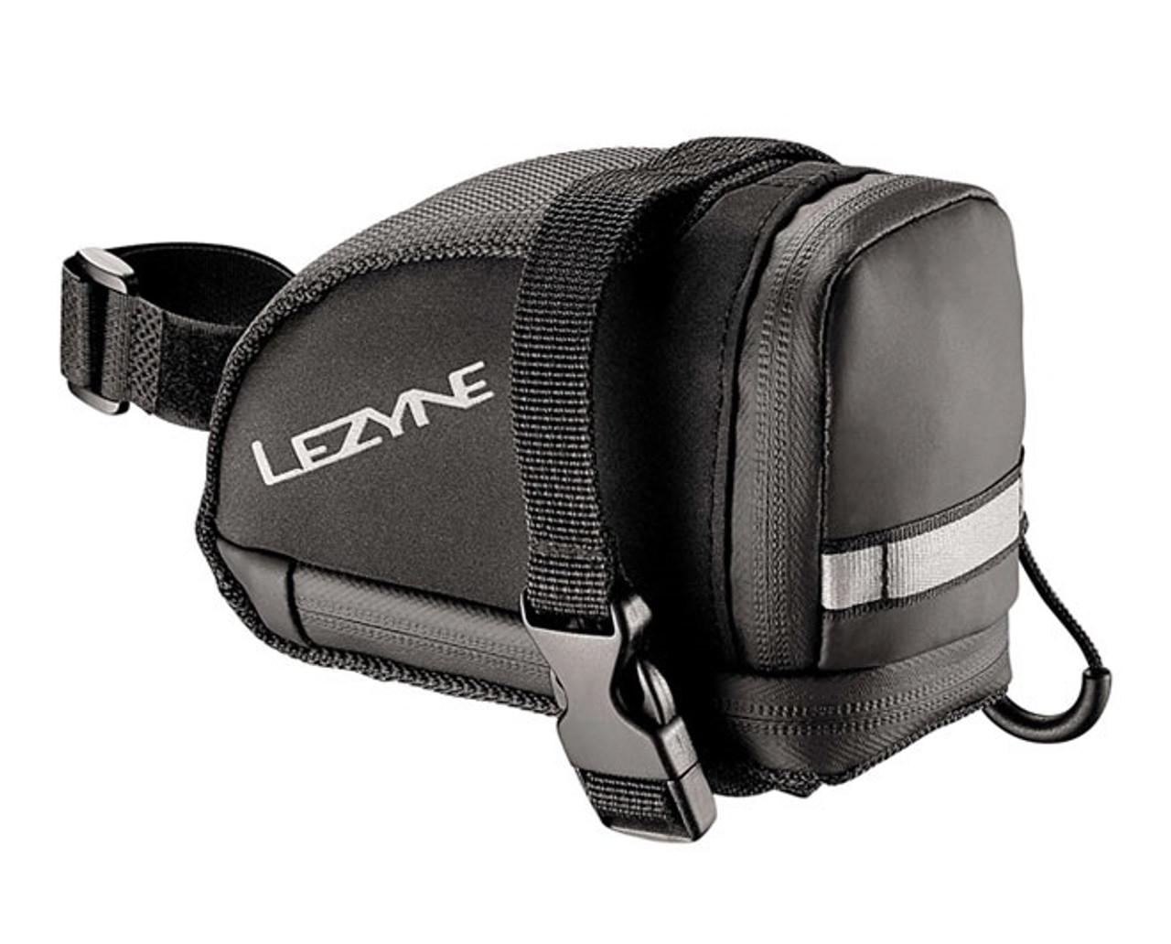 Lezyne EX Caddy Saddle Bag In Black