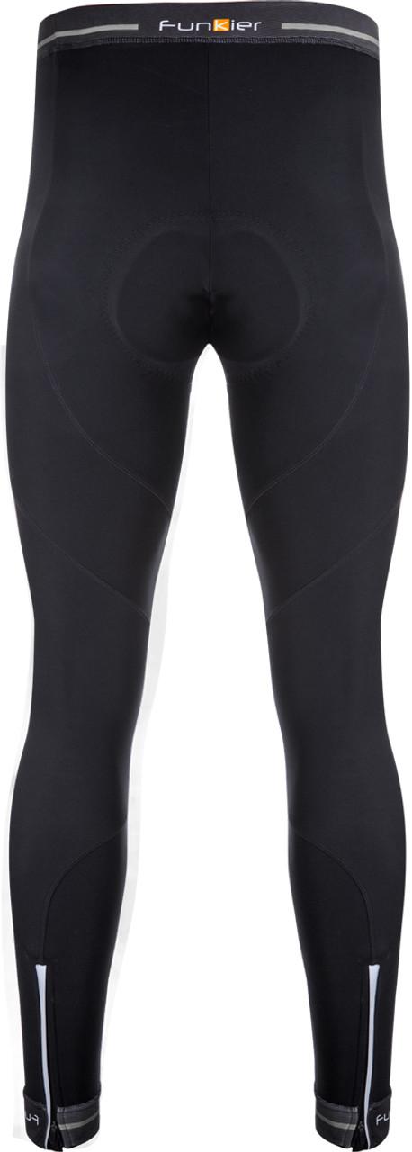 Funkier Aqua Gents Pro Water-Repellent Tights in Black (S-284-B14)