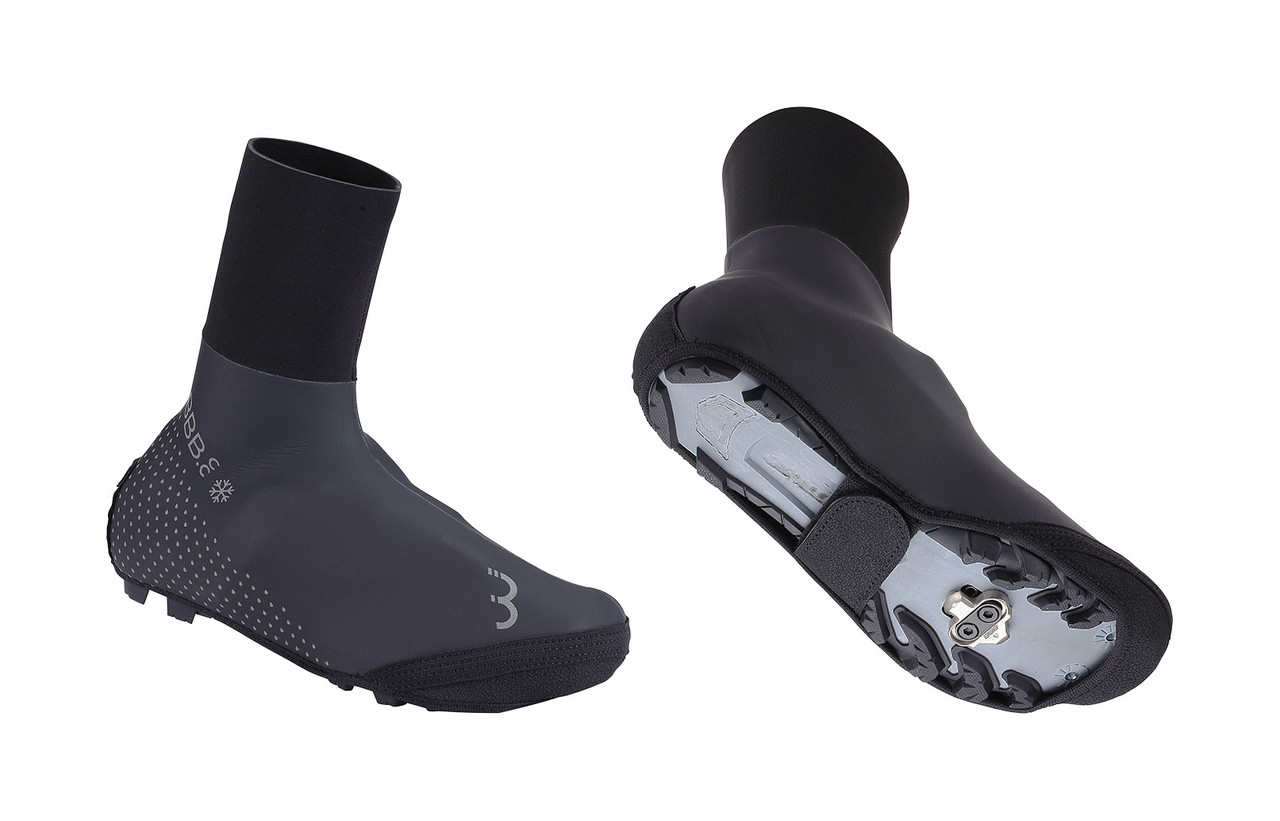 BBB Ultrawear BWS-25 Zipperless Overshoes Extra Tough And Durable In Black All Sizes |