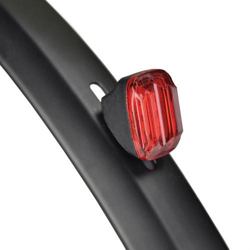 Lezyne E-Bike Rear Fender Stvzo Rear Light In Black