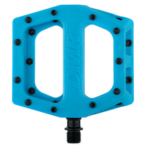DMR V11 Flat Plastic MTB Platform Pedals All Colours BRAND NEW