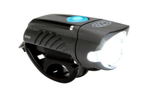 NiteRider Swift 300 and Sabre 110 Front and Rear LED Light Set
