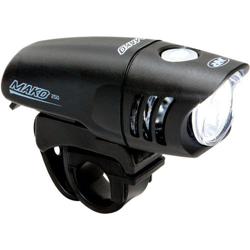 NiteRider Mako 200 and TL 6.0Front and Rear LED Light Set