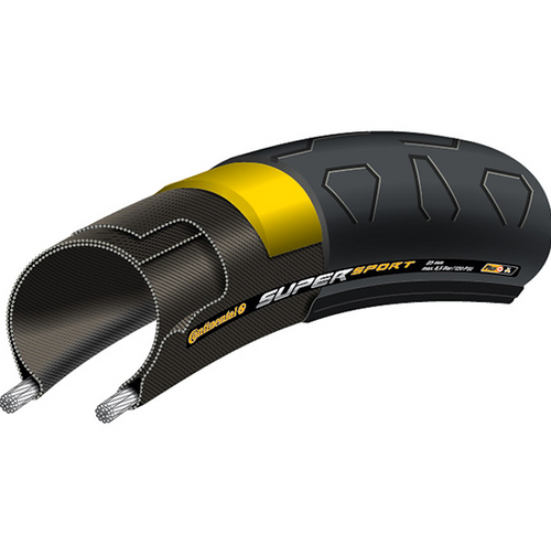Continental Super Sport Plus Folding Road Tyre