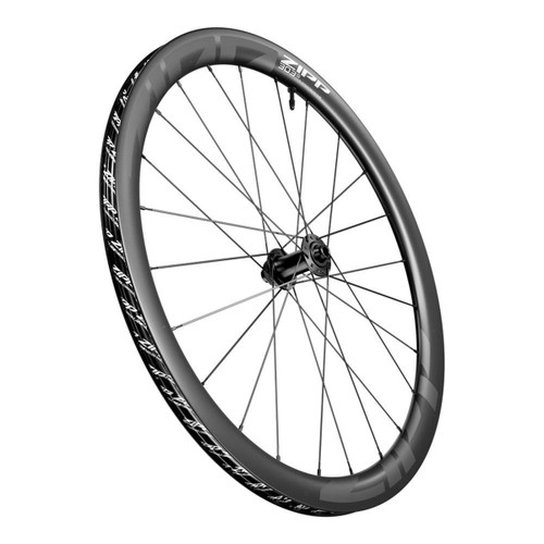 ZIPP 303 S Carbon Tubeless Ready Disc Brake Center Lockring 700C Front Wheel 24Spokes 12 X 100mm A1