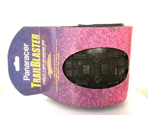 Panaracer Trail Blaster Allround Retro MTB Folding Tyre 26 x 2.10 In Black Tube Only-Not Tubeless