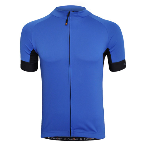 Funkier Airflow Gents Active S/S Jersey in Blue