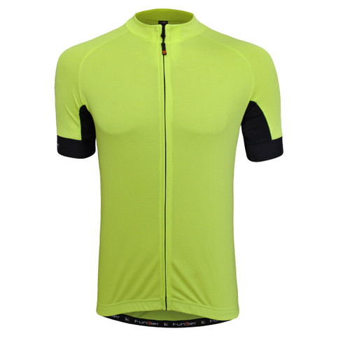 Funkier Airflow Gents Active S/S Jersey in Yellow