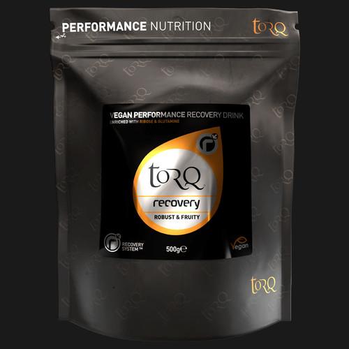 TORQ Vegan Recovery Drink Powder 500G
