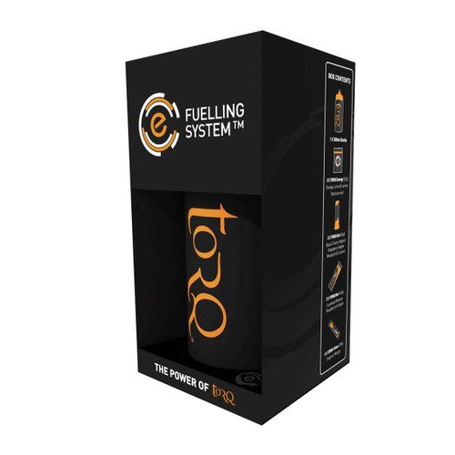 Torq Fuelling System Pack - Bottle , Single Serve DrinkS & Gels Included