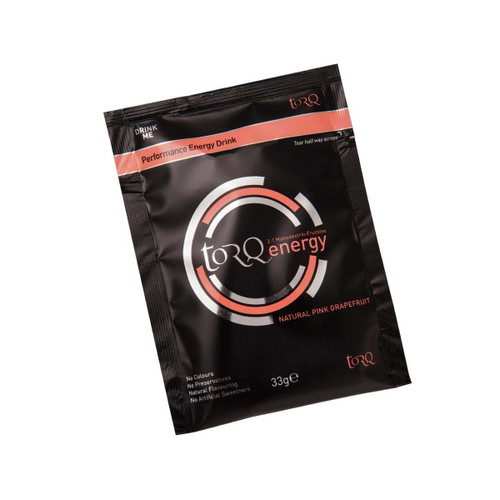 Torq Energy Single Serve Sachets 15 x 33g All Flavours