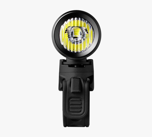 Ravemen CR600 USB Rechargeable T-Shape Anti-Glare Front Light with Remote in Matt/Gloss Black RRP 54.99