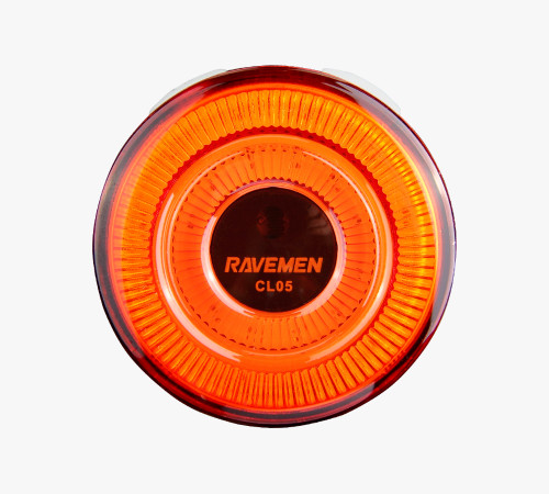 Ravemen CL05 USB Rechargeable Lightweight COB Sensored Rear Light Brand New Range 2021