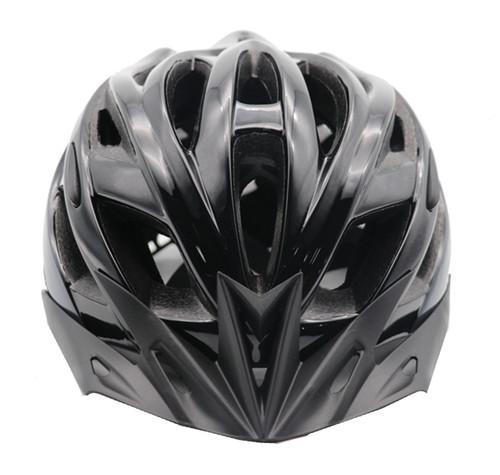 Funkier F-365 Leisure Urban Inmold Helmet in Black/Black All Sizes
