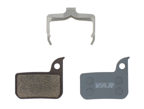 Var Ceramic Organic Disc Brakepads For Sram- Red/Rival/Force And Sram Ultimate Level /TLM MTB