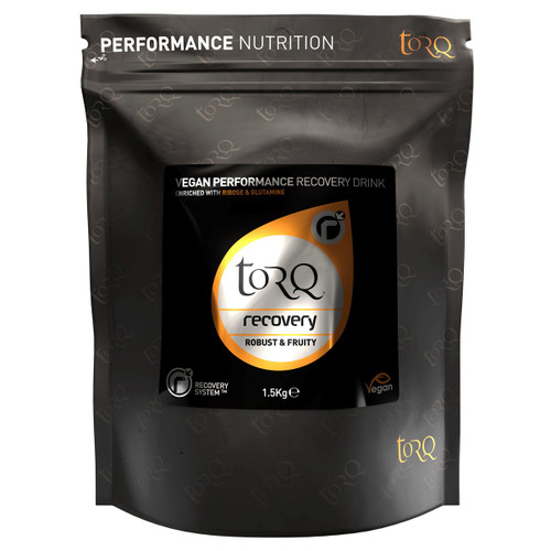 TORQ Vegan Recovery Drink 1.5KG All Flavours