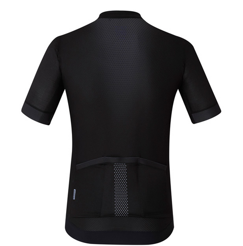 Shimano Men's S-PHYRE Short Sleeve Jersey In Black All Sizes RRP £189.99