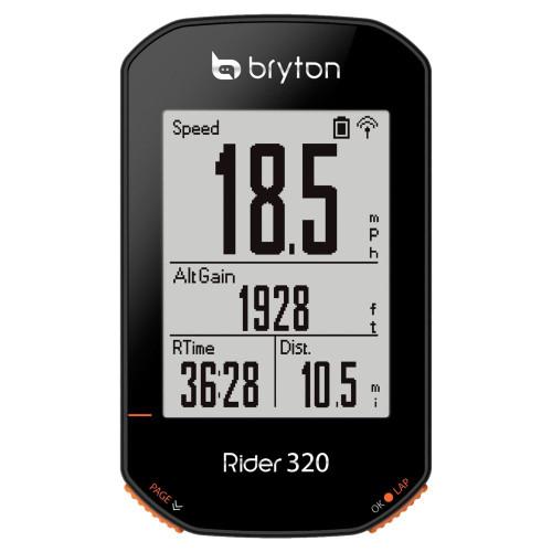 Bryton Rider 320E GPS Cycle Computer