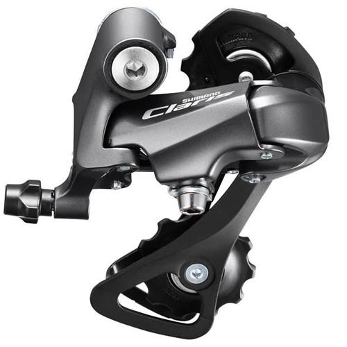 Shimano Claris R2000 7/8 Speed Rear Derailleur In Grey All Sizes