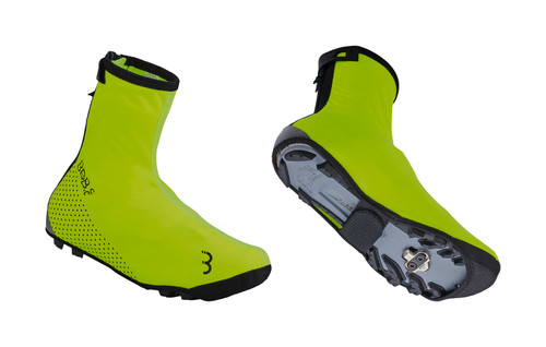 BBB Waterflex 3.0 BWS-23 Overshoes In Yellow All Sizes RRP £39.99