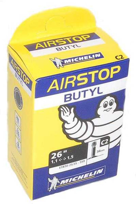 Michelin Airstop MTB inner tube 40mm