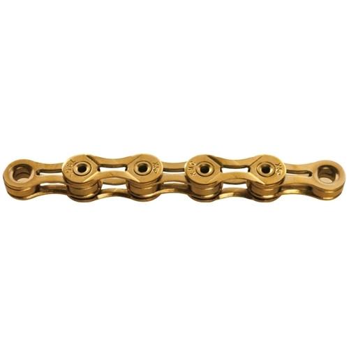 KMC X9SL Gold Super Light 9 Speed Chain