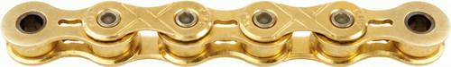 KMC X101 Track Gold Chain