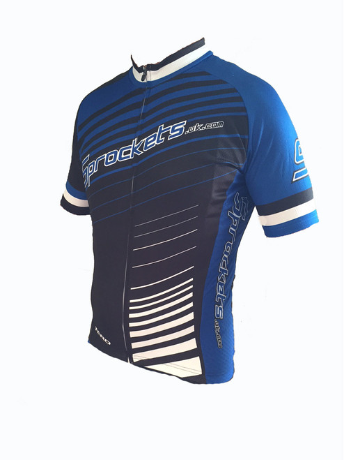 Sprockets Short Sleeve Flash Jersey