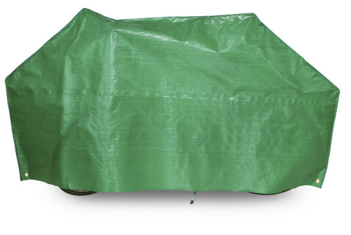 VK Super Waterproof Lightweight Contoured Single Bicycle Cover Inc. 5m Cord   Gr