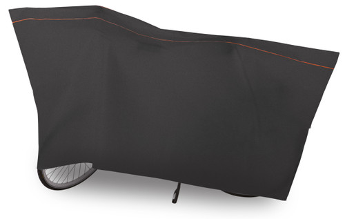 VK Indoor Breathable Single Bicycle Cover | Chic Black