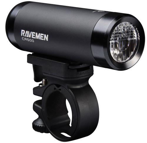 Remote900 Lumens Ravemen CR900 Touch USB Rechargeable DuaLens Front Light w