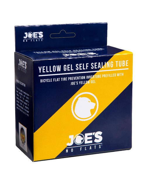 Joe's No Flats Yellow Gel Tube