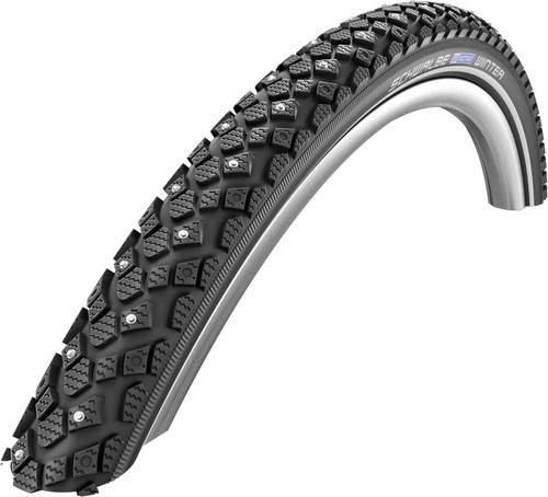 Schwalbe Winter Active K-Guard Winter Compound Rigid Tyre 16 x 1.20