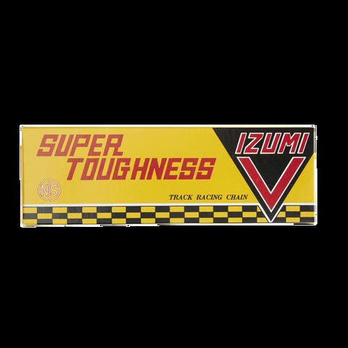 Izumi Super Tough V-Chain 1/2 x 1/8 106L in Gold/Black
