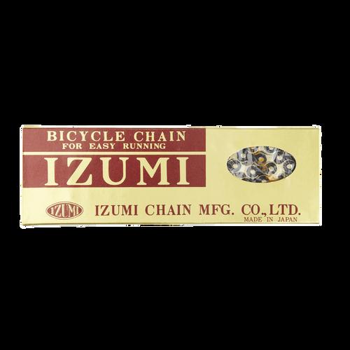 Izumi Standard Chain 1/2 X 116 Links In Gold/Black