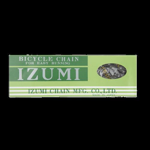 Izumi 1/8 Standard Track/Fixed Chain In Black