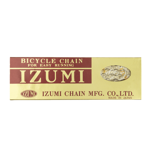Izumi 1/8 Standard Track/Fixed Chain In Gold