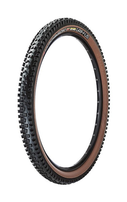 Hutchinson Griffus Racing Lab MTB Enduro Tyre Tan 27.5 × 2.40 Tubeless Ready HS