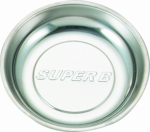 Super B TB-1912 Magnetic Parts Dish 6""