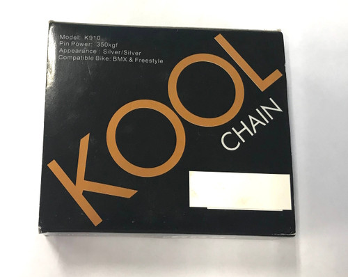"KMC Old School K910 Kool Retro Chain 116Links 1/2""x3/16"""