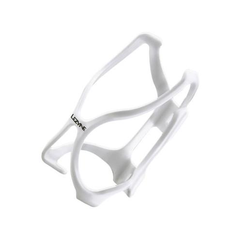 Lezyne Flow Bottle Cage In White Or Black