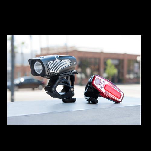 NiteRider Lumina Micro 850 / Sabre 80 Light Set USB Rechargeable