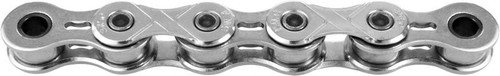 KMC X101 1spd 112 Link Track Chain Silver