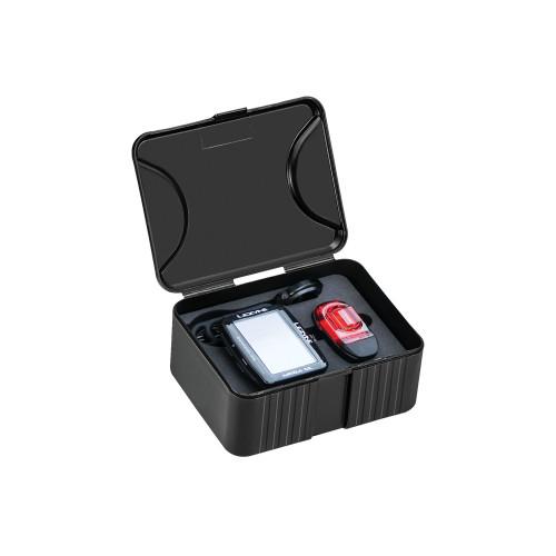 Lezyne Mega XL GPS Computer Loaded Box In Black